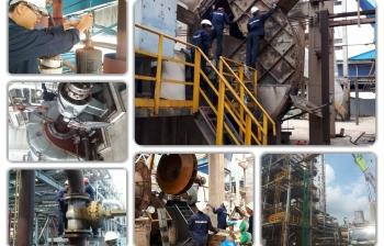Bảo dưỡng thiết bị công nghiệp.