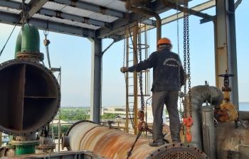 Bảo dưỡng cụm trao đổi nhiệt nhà máy công nghiệp