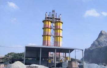 Nhà máy Vôi Hoàng Sơn Hà Nam
